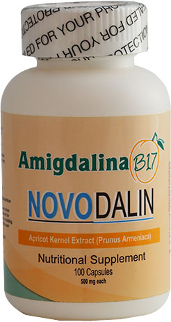 500mg Capsules from Novodalin